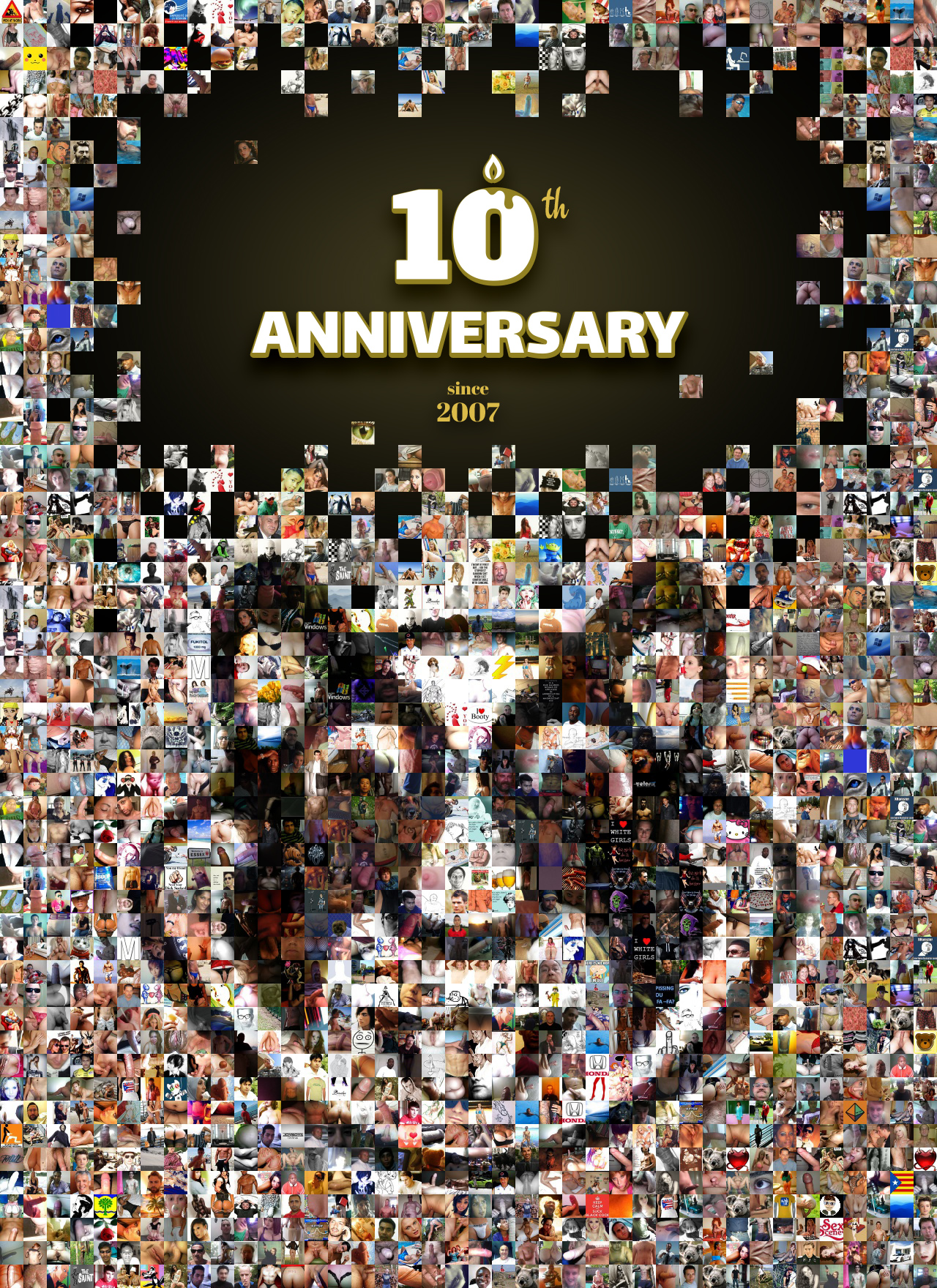 Celebrate Ten Years of User-Generated Porn!